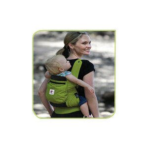 Fitted baby carriers