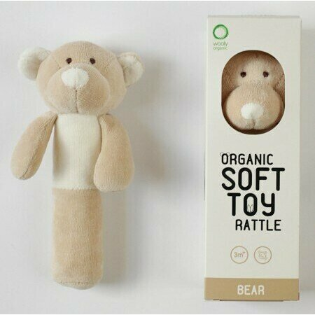 Rattle Teddy