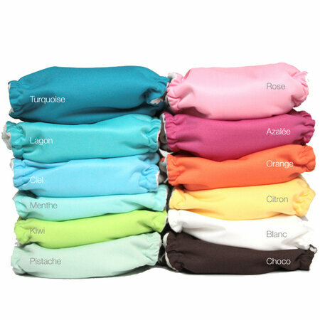 So Easy cloth diaper Limited Colors