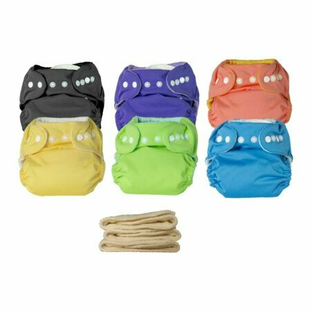 Sweet Lili cloth diaper - Pack